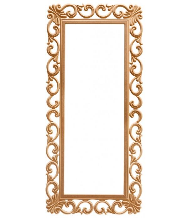 180'Lik Lilyum Dikdörtgen Ayna