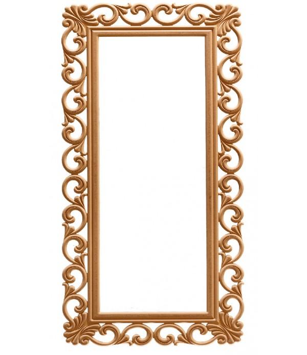 160'Lik Lilyum Dikdörtgen Ayna