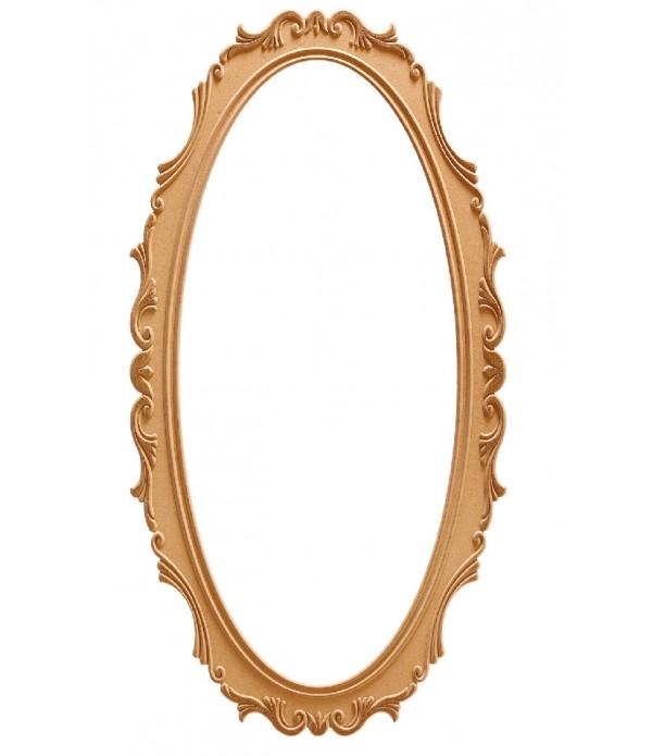 160'Lik Lale Oval Ayna