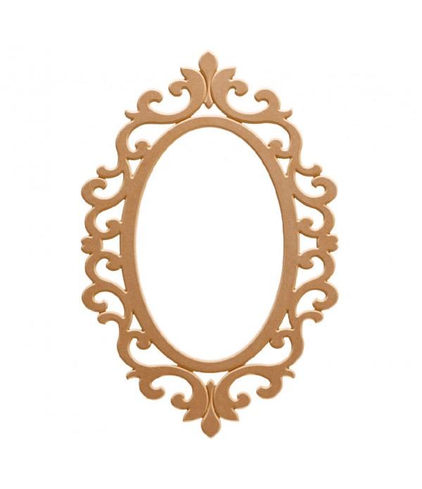 105'Lik Sarmaşik Ayna