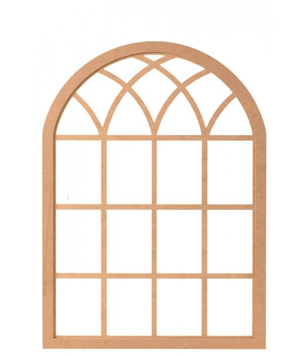110'Luk Antik Pencere
