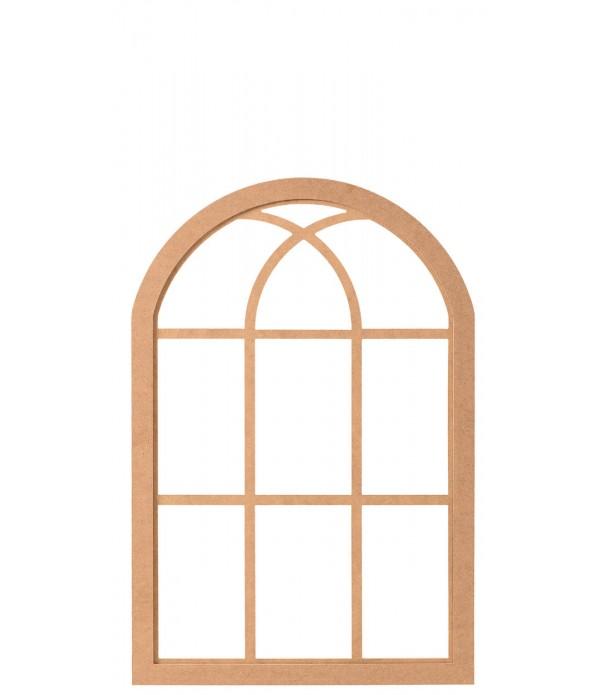 90'Lik Antik Pencere