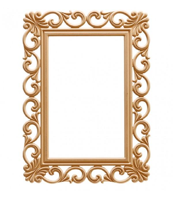 105'Lik Lilyum Dikdörtgen Ayna