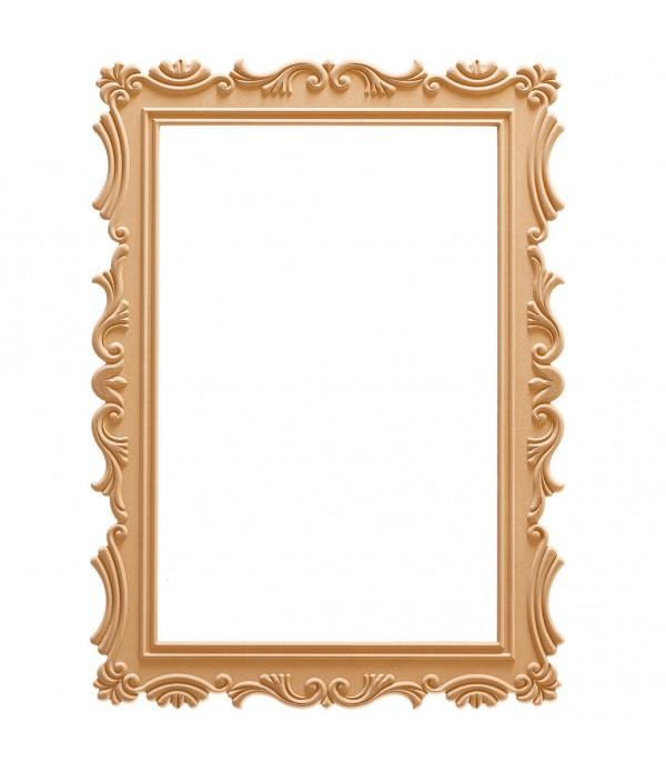 110 Luk Lale Dikdörtgen Ayna