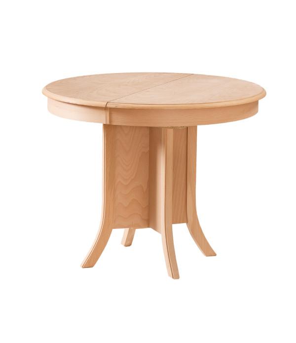 Yuvarlak İlaveli Masa