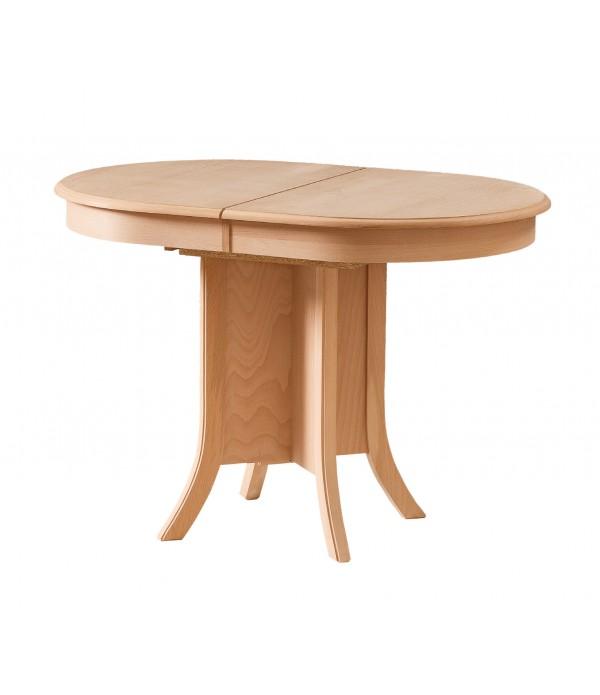 Oval İlaveli Masa