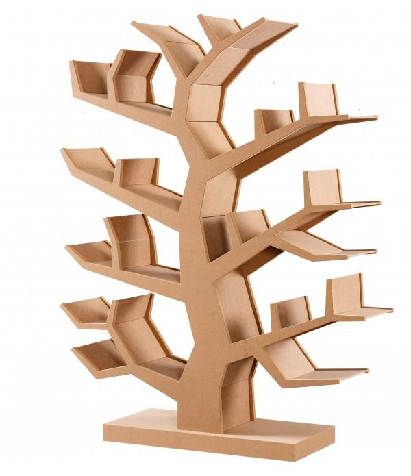 Ağaç Kitaplik