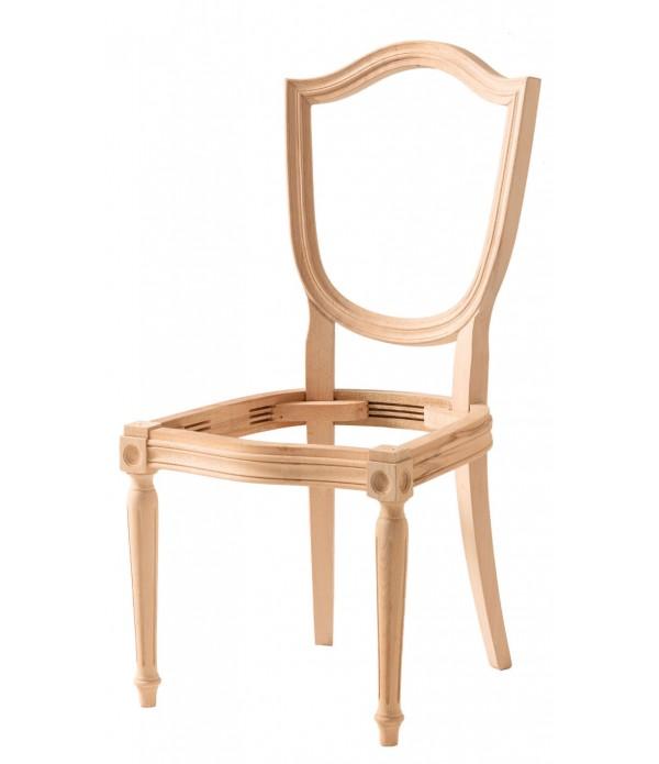 Hasırlı Kupa Tornalı Sandalye