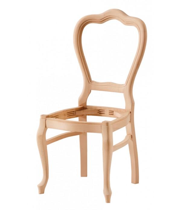 Hasırlı Klasik Lükens Sandalye