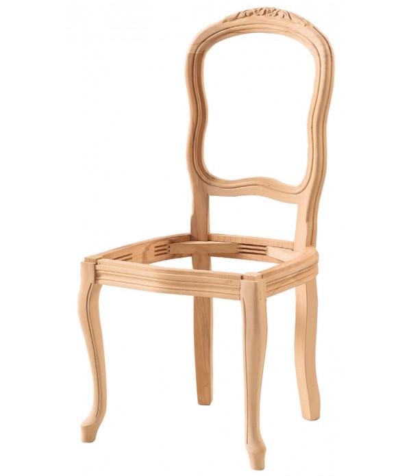 İngiliz Oymalı Sandalye