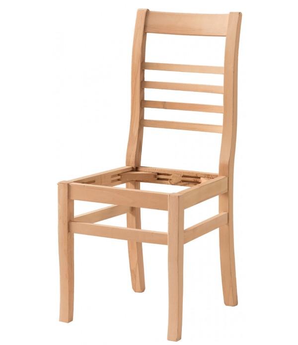 Kavisli Çıtalı Döşemeli Sandalye
