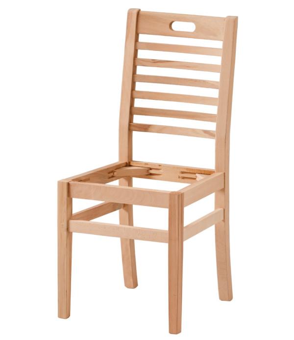 Tutmali Döşemeli Sandalye