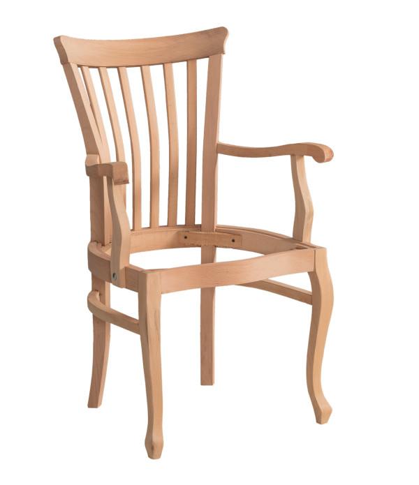 Şerif Lükens Kollu Sandalye