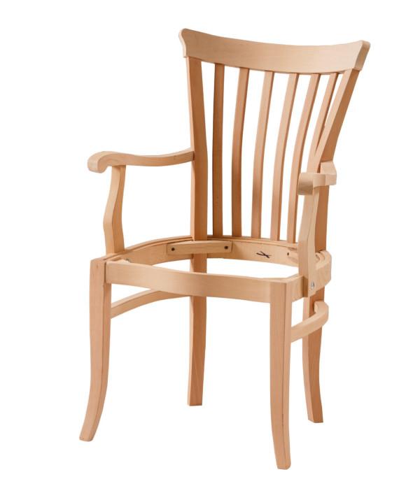 Şerif Kollu Sandalye